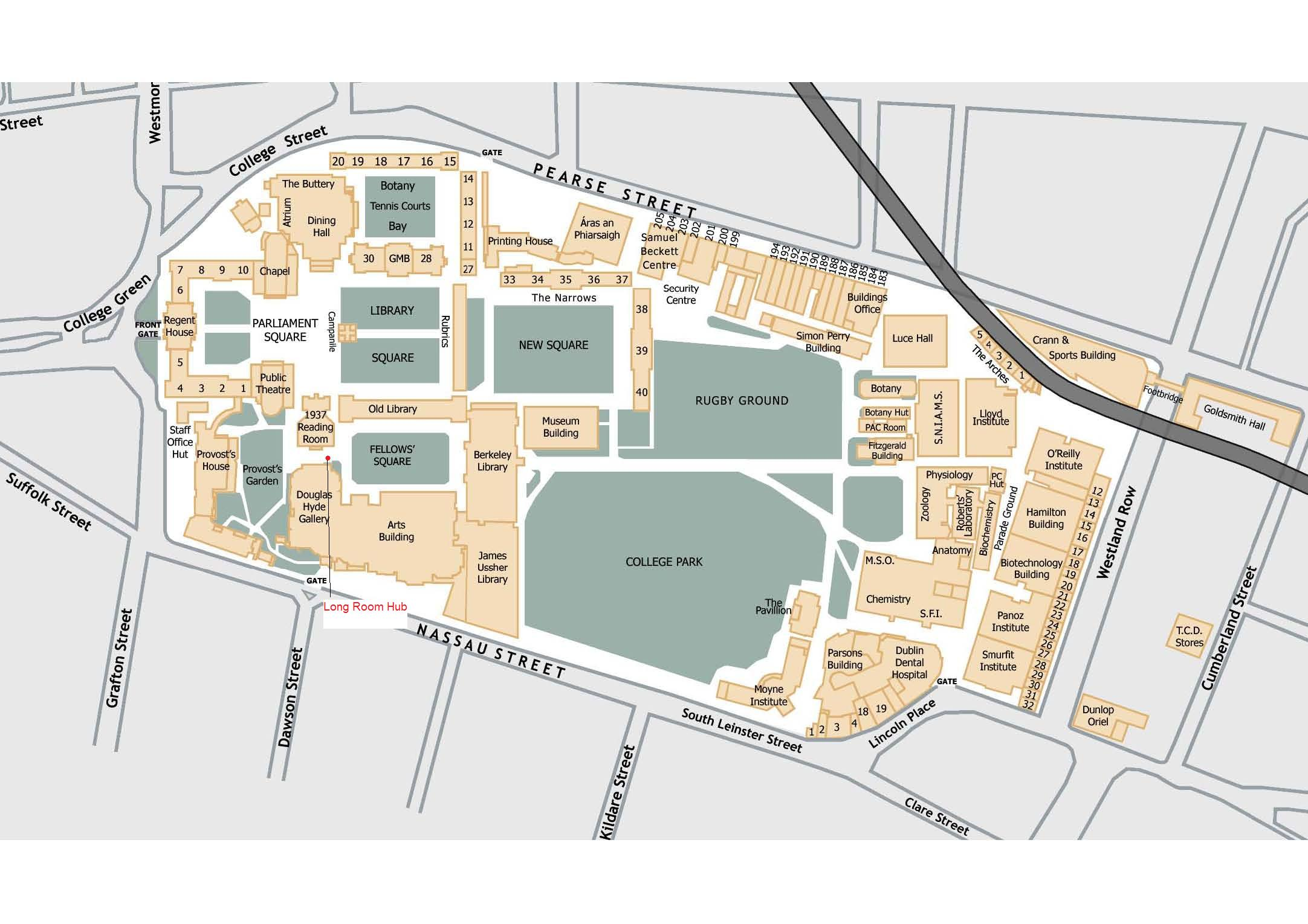 Unr Campus Map Pdf.Uaa Map Biomes Map