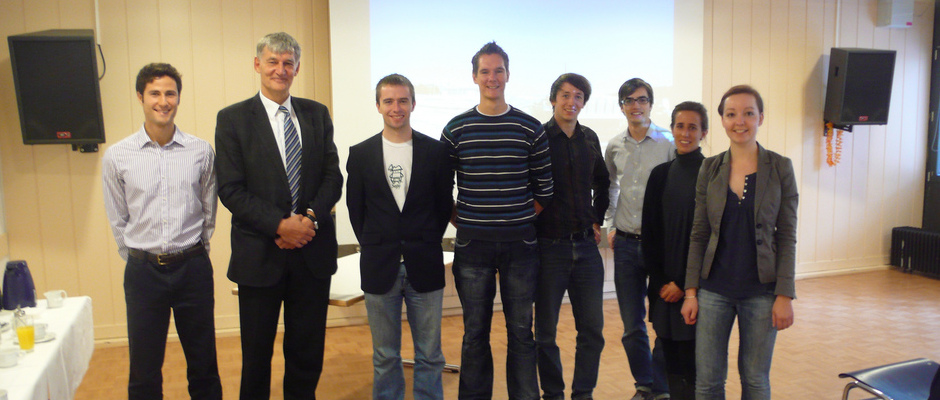 LUC Germany: Welcoming Event for Incomming Students