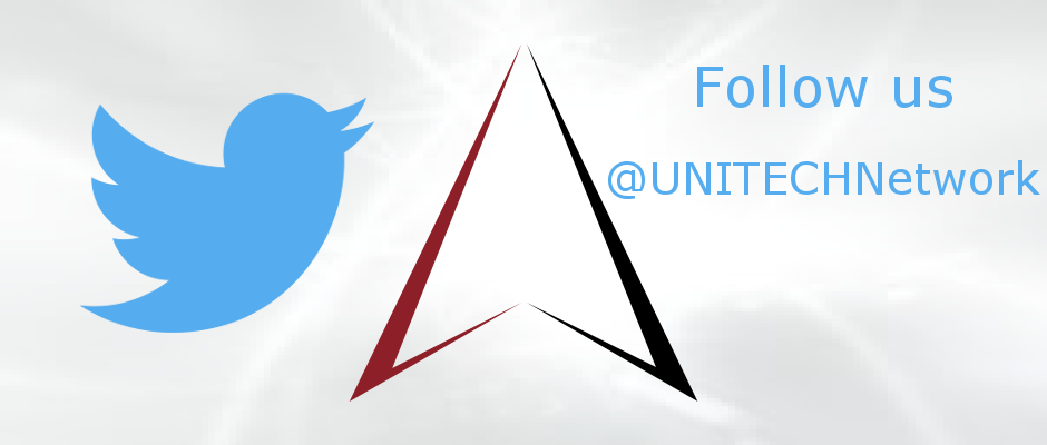 Welcome to UNITECH Network. Follow-us @UNITECHNetwork