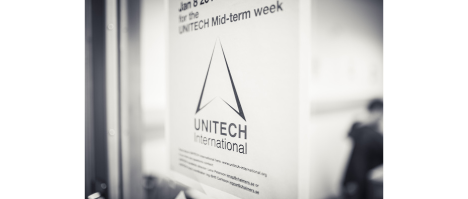 Big ideas developed during UNITECH's Mid Term Week 2016