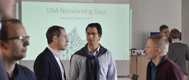UAA Networking Days in Hamburg, empowering the Alumni Network
