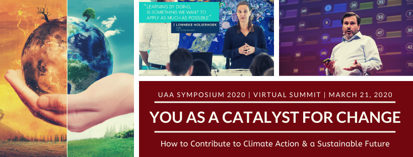 Launching our first Virtual UAA Symposium